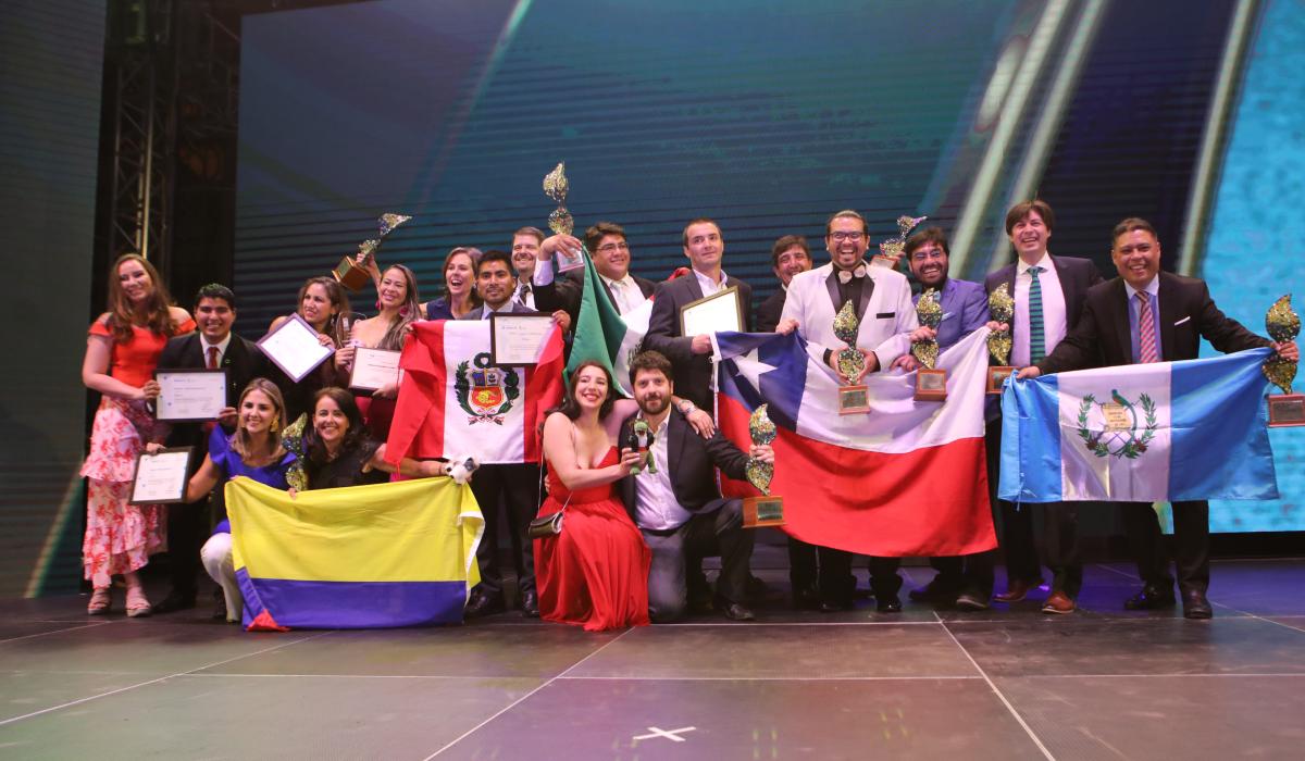 Ecuador, Colombia y Argentina son algunos de los 21 países que forman parte del ranking de los 500 mejores proyectos ambientales de premios Latinoamérica verde