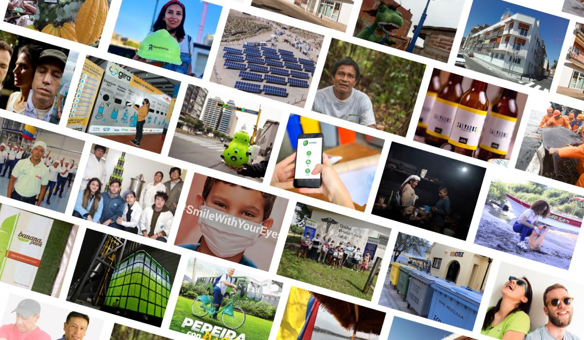 Proyectos ambientales de México, Colombia, argentina y ecuador son seleccionados como finalistas de los