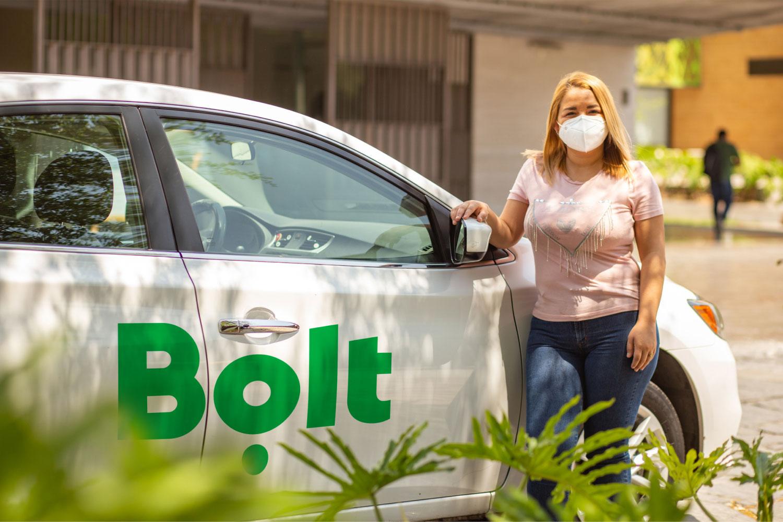 Bolt incrementa la seguridad con el nuevo servicio bolt mujer en asunción